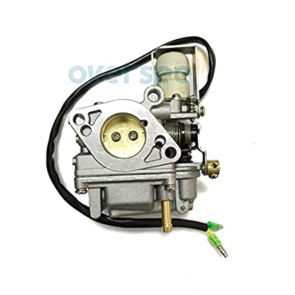 Amazon com: Outboard Carburetor Assembly 6AH-14301-20 For 4
