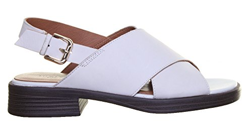 Vagabond Ivy Leder matt Damen Stiefel Off White MC1