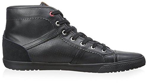 Ben Sherman Mens Mitchell Fashion Sneaker Black urtb41