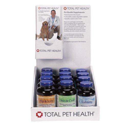 Total Pet Health TP50081 Merchandiser Supplement Counter