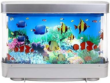 Aquarium Motion Lamp Decorative Moving product image