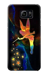 E2583 Tinkerbell Magic Sparkle Funda Carcasa Case para Samsung Galaxy Note 5