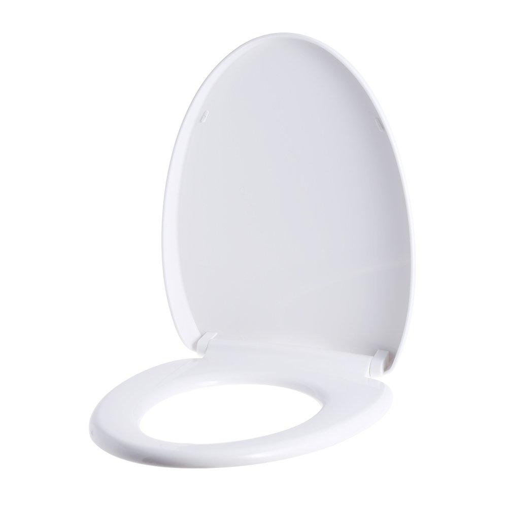 Vipeco V Shaped Luxury Top Fix Slow Release Soft Close Toilet Seat