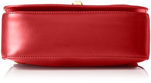 Valentino - DIVA, Borsa baguette Donna Rosso (Rosso (Rosso))