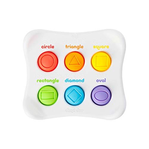 - Fat Brain Toys Dimpl Duo Baby Toys & Gifts for Ages 1 to 2