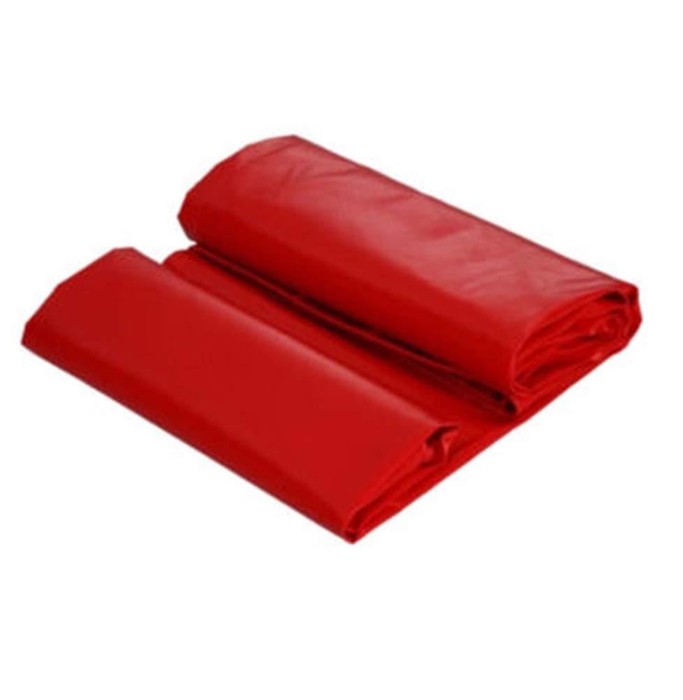 rouge 33m FSBFF Tissu imperméable à l'eau Rouge imperméable à l'eau crème Solaire