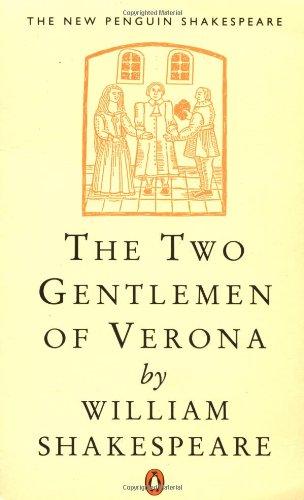 The Two Gentlemen of Verona (Penguin Shakespeare)