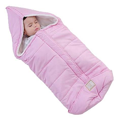 Skudy - Saco de dormir de invierno de piel de cordero, para ...