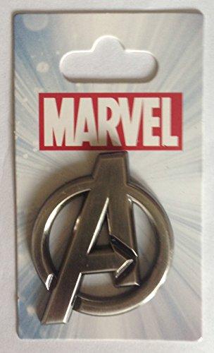 (Disney Pin 109096 Marvel Avengers pewter A Logo Pin)