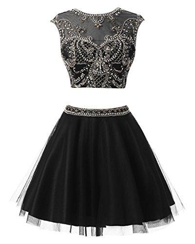 Bbonlinedress Short Beading Homecoming Dresses product image