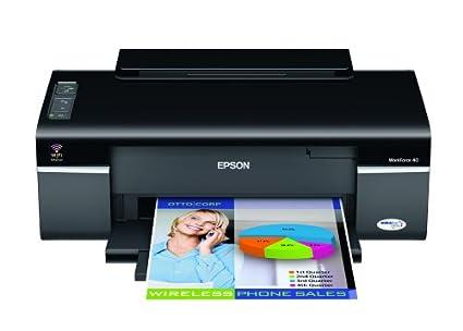 Epson WorkForce 40 impresora de inyección de tinta Color ...