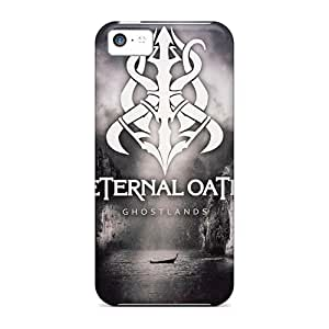 Great Hard Phone Case For Iphone 5c With Allow Personal Design Realistic Eternal Oath Band Pictures JonBradica
