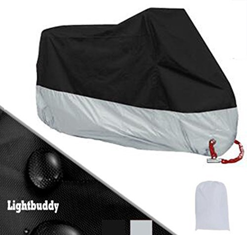Folding Motorcycle Cover - 8