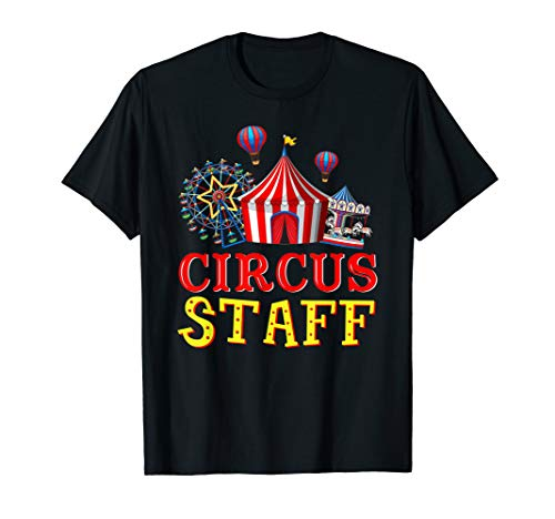 Themed Events - Circus Themed Party Event Staff Circus