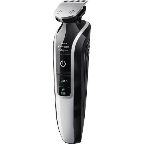 Philips Norelco All-in-One Multigroom Trimmer with 7 attachments Turbo-Powered Grooming Kit