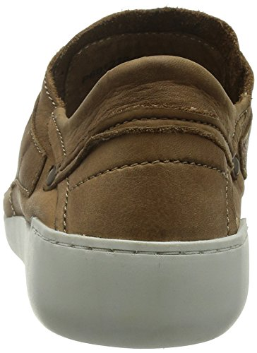 FLY London Tobi236fly, Zapatillas para Hombre Marrón (Brown 001)