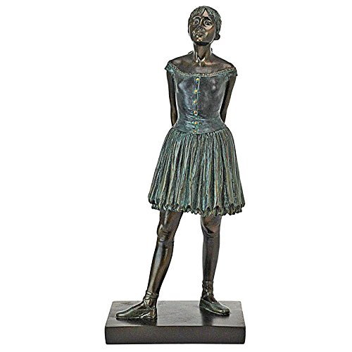- Design Toscano Little Dancer, Fourteen Medium Years Old Statue
