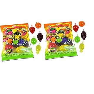 Fruity's Snack TikTok Ju-C Jelly Fruit Candy Bag (22.6 OZ)