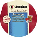 Jimmy Dean Simple Scrambles, Sausage Breakfast
