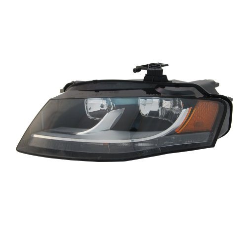 TYC 20-9040-00 Audi A4 Replacement Left Head Lamp