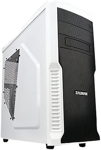 Zalman Z3 Plus - Caja de Ordenador de sobremesa, Blanco: Amazon.es: Informática