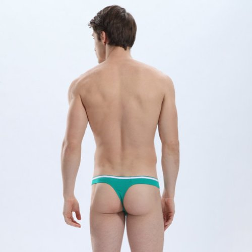 Zacoo Men Low-Rise Thong