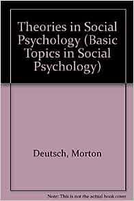 social psychology topics relationships dating