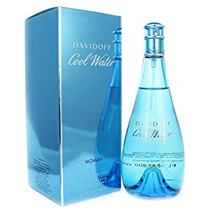Zino Davidoff Cool Water Eau de Toilette Spray for Women, 6.7-Ounce