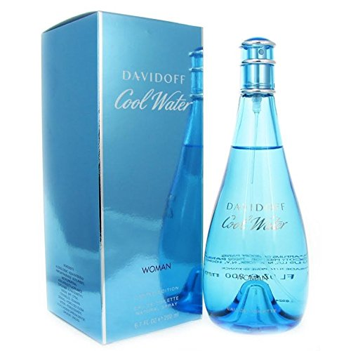 Cool Water By Davidoff For Women Edt Spray 6.7 ()