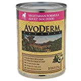 AvoDerm Natural Vegetarian Adult Canned Dog Food, My Pet Supplies