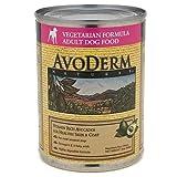 AvoDerm Natural Vegetarian Adult Canned Dog Food