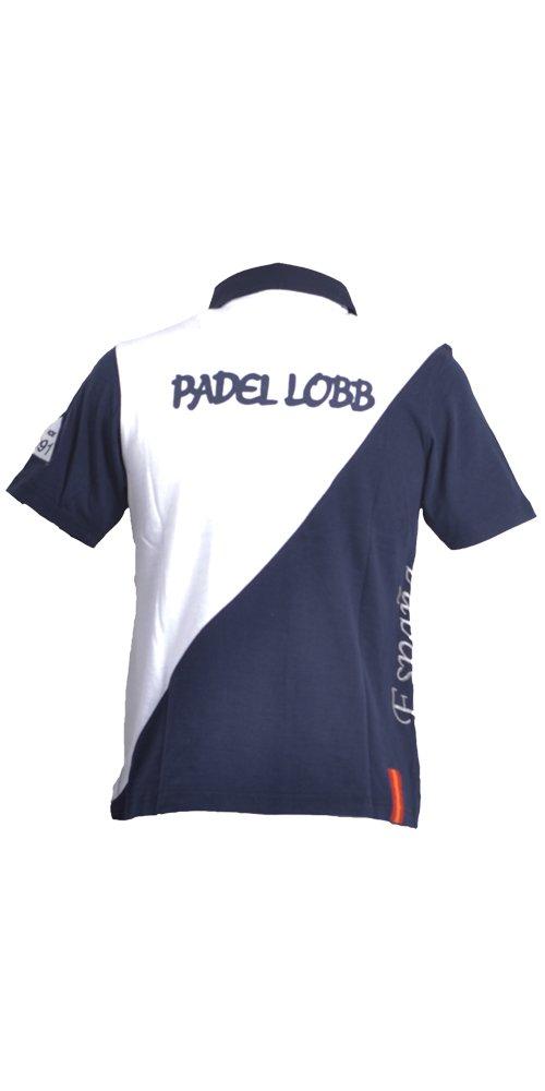 Padel Lobb - Polo mitra, talla xxl , color marino: Amazon.es ...