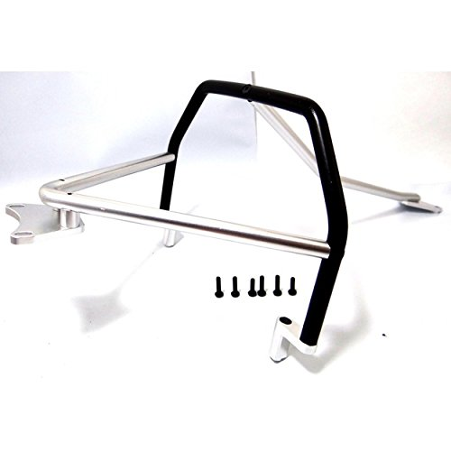 Hot Racing LCF11208 Aluminum Inner Roll Cage for Traxxas 1/10 Rally or LCG Slash ()