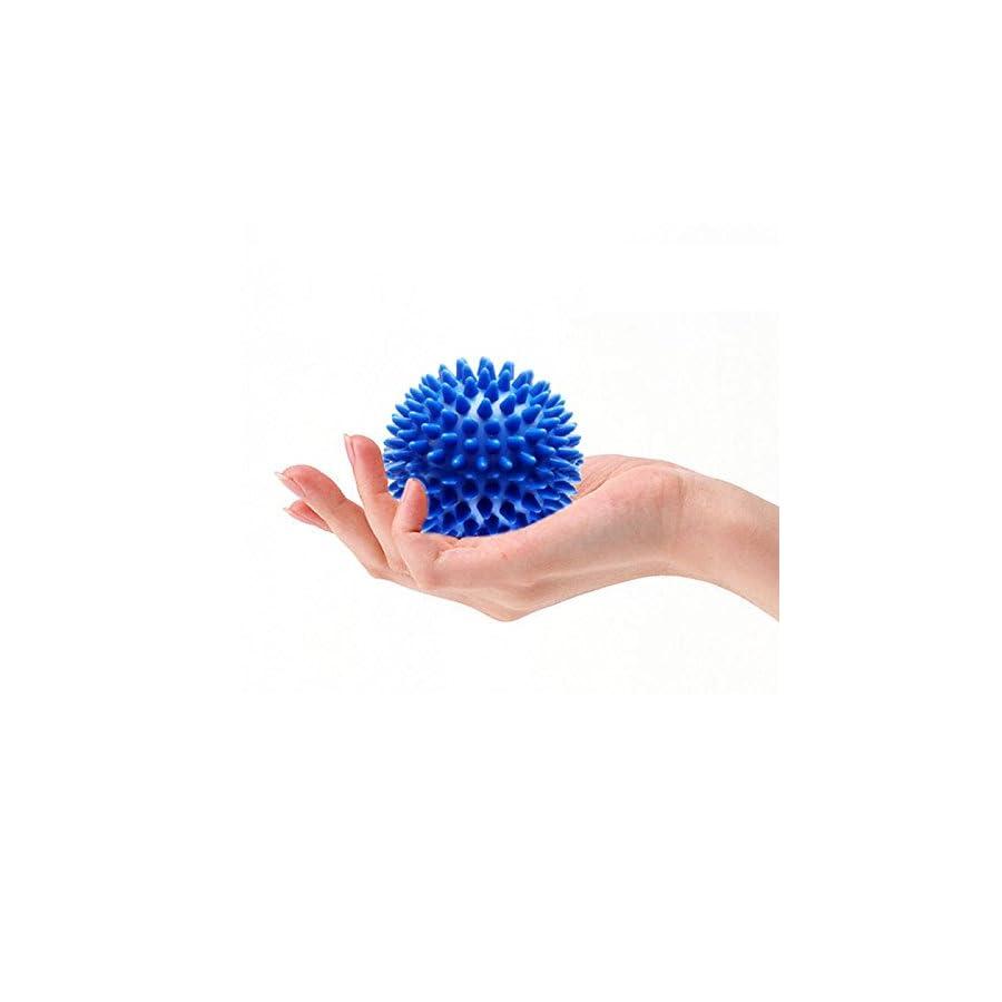 Professional Massage Balls Foot Ball Foot Massager Spiky Roller For Deep Tissue Trigger Point Plantar Fasciitis Reflexology Stress Therapy Myofascial Release