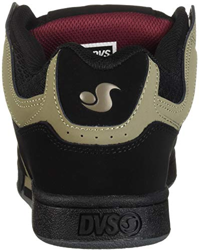 Celsius US Nubuck DVS Men Skate Brindle Black Medium 5 Shoe 9 51vwYqv