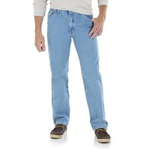 Wrangler Men's Regular Fit U Shape Jean