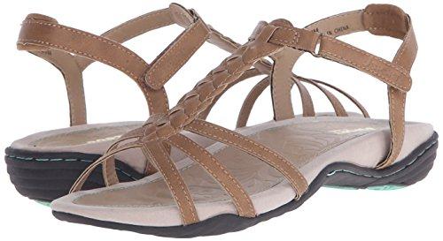 5dfe696060f JSport by Jambu Women s Savina Flat Sandal