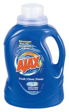 Ajax 49555 2Xultra Liquid Detergent, Original, 50oz Bottle (Case of 6)