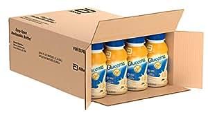 Glucerna | Alimentación Especializada Para el Tratamiento de Diabetes | Vainilla | 237 mL | 24 piezas