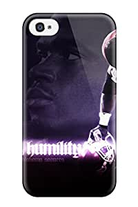 Patricia L. Williams's Shop New Style Iphone Case - Tpu Case Protective For Iphone 4/4s- Adrian Peterson Football 3157456K98658676