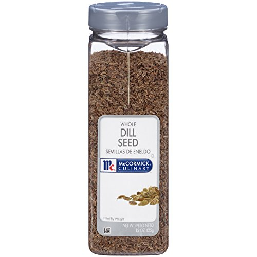McCormick Culinary Whole Dill Seed