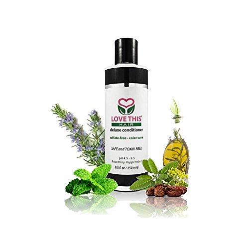 Hair oil for color-treated hair