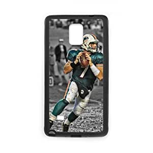 Miami Dolphins Samsung Galaxy Note 4 Cell Phone Case Black DIY gift zhm004_8719577