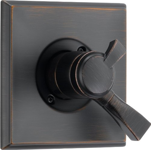 Delta T17051-RB Dryden Monitor 17 Series Valve Trim Only, Venetian Bronze by DELTA FAUCET