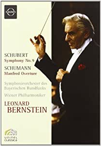 Schubert/Schumann: Symphony No. 9 and Manfred Overture [Import]