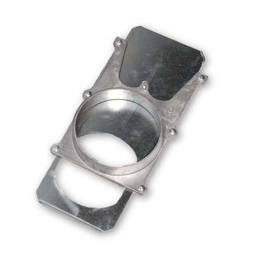 8'' Diameter Industrial Grade Self-cleaning Blast Gate