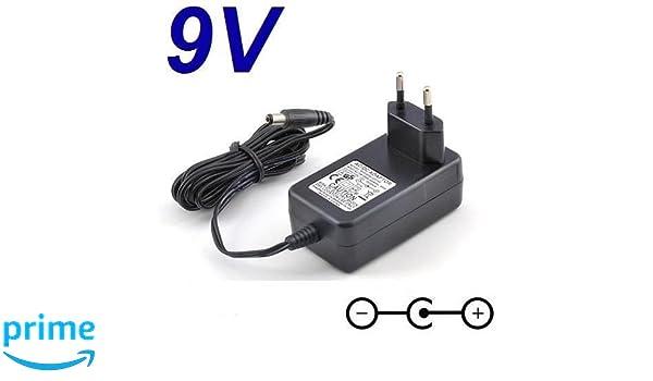 Cargador Corriente 9V Reemplazo EW-AD0905001E EW AD0905001E ...