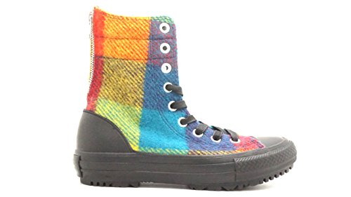 Converse Womens Boots (Converse Women's Chuck Taylor All Star Woolrich Hi-Rise Boot (5.5, Yellow Bird ))
