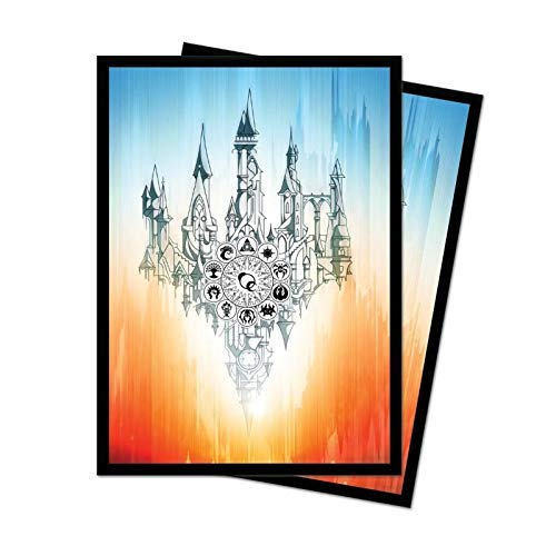 Ultra Pro Magic: The Gathering Guilds of Ravnica Card Back Deck Protector Sleeves (100 Count) ()