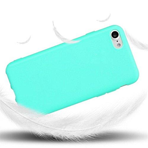e867230e9e4 LAAT Caja del teléfono de silicona Estuche para teléfono Macaron anti-rasguños  Cubierta de teléfono